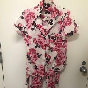 Kate Spade NWT Pajama Set Size S